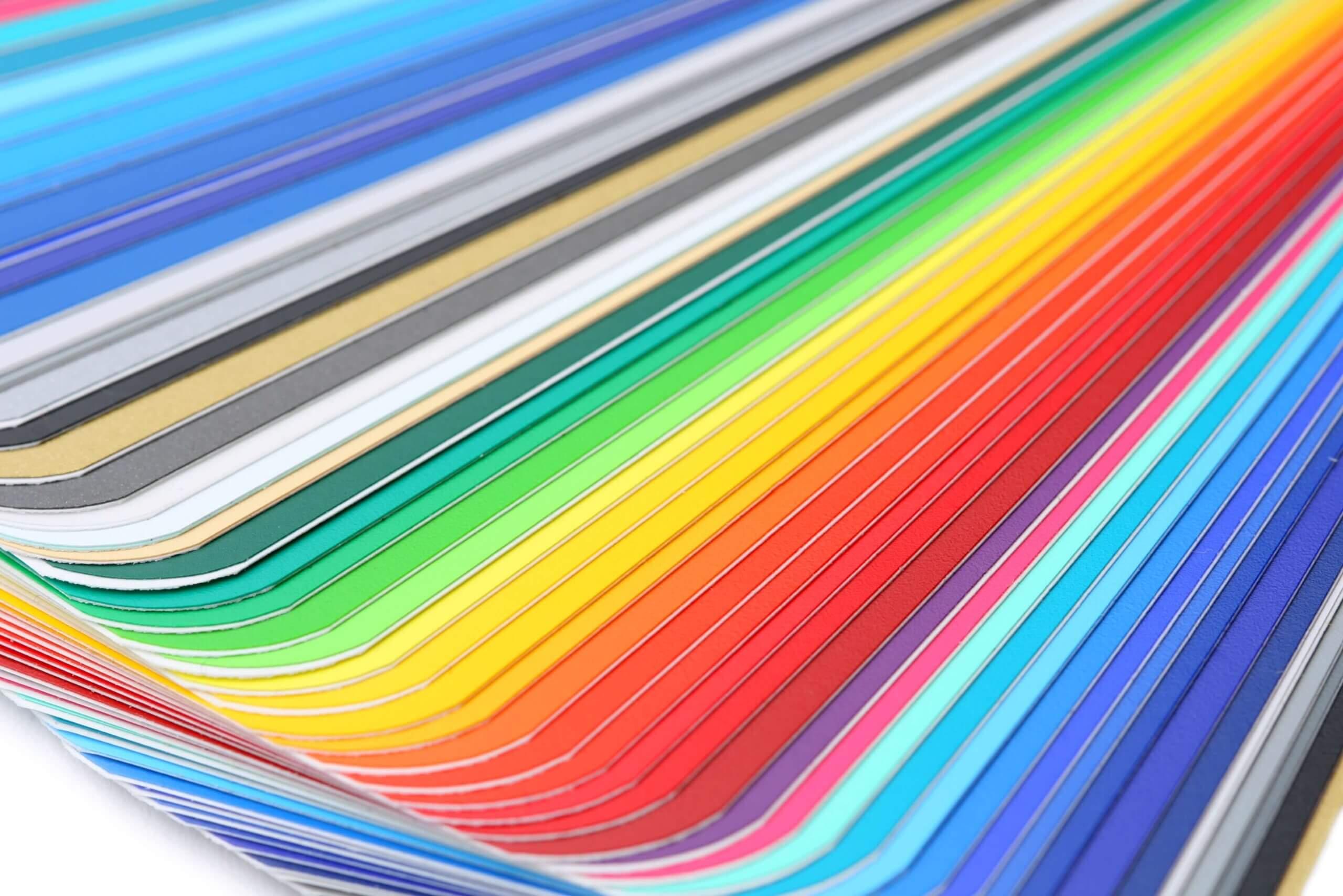 Pantone Colour Matching at Sandymount Graphics