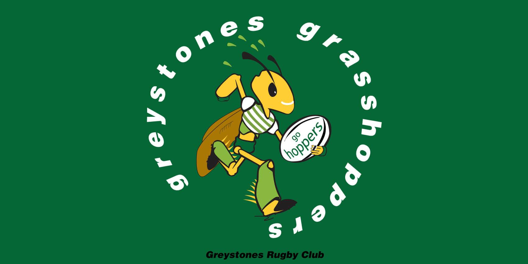 Greystones Grasshoppers Logo