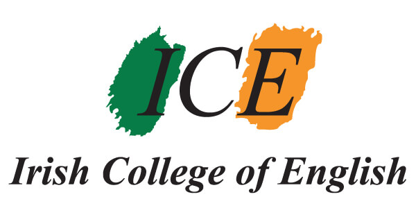 Irish College of English Logo