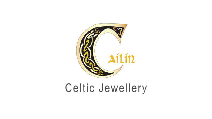 Cailin Celtic Jewellery Logo