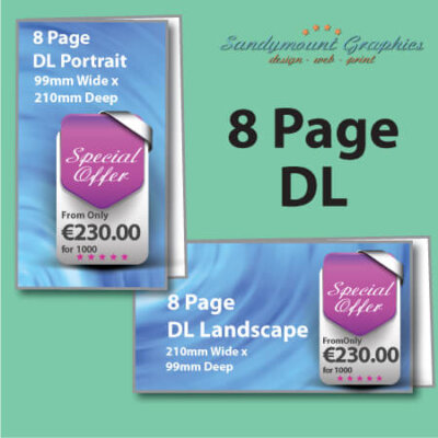 8ppDL Leaflet