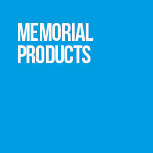 Printed Memorial Products at Sandymount Graphics