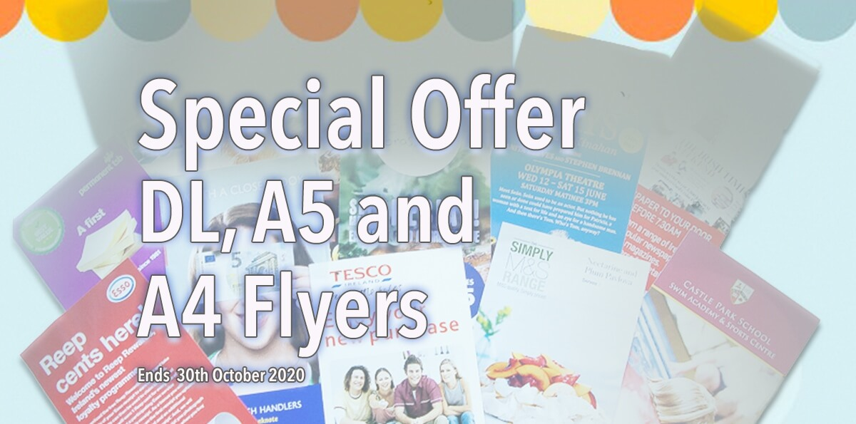 Special Offer on Flyers