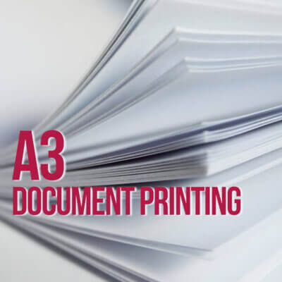 A3 Document Printing