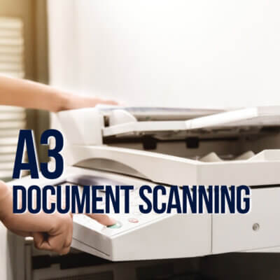 A3 Document Scanning